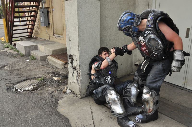 Gears of War Cosplay Costumes